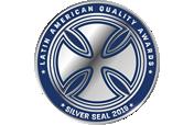 Selo de Acreditação LAQA 2019